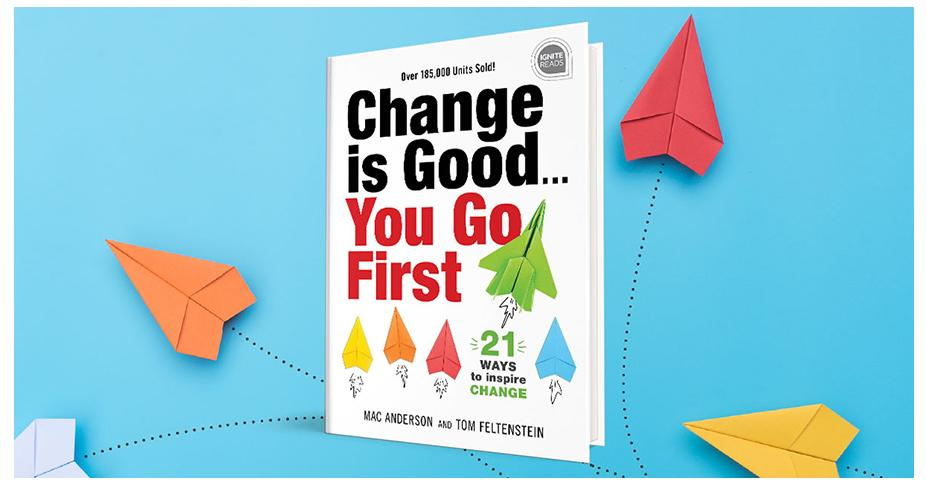 6 Inspiring Ways to Embrace Change