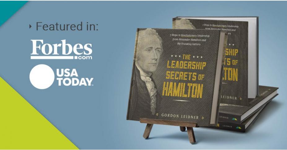 New Release! The Leadership Secrets of Hamilton