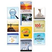 10 Attitude Books Bundle