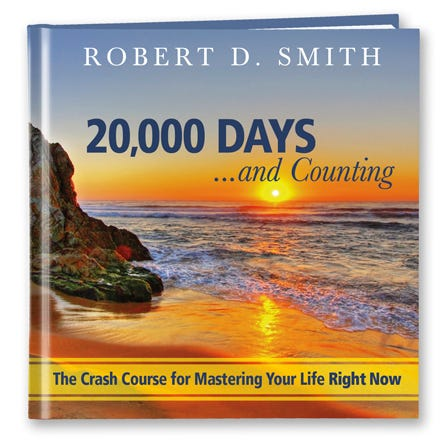 Simple Truths 20,000 Days and Counting The Crash Course for Mastering Your Life Right Now $9 (reg $16)