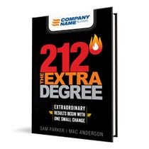 212 The Extra Degree Customized Hardcover
