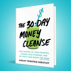 The 30-Day Money Cleanse & Success Tracker
