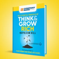 The 5 Essential Principles of Think and Grow Rich Customized Book