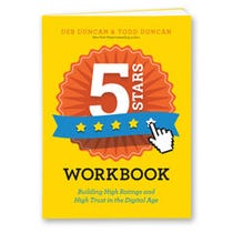 5 Stars Workbook