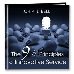 The 9 1/2 Principles of Innovative Service