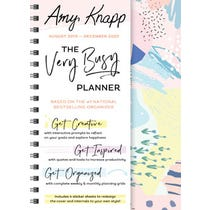 2020 Amy Knapp's The Very Busy Planner