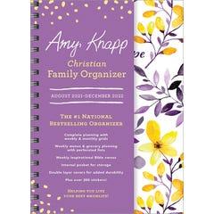 2022 Amy Knapp's Christian Family Organizer