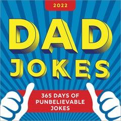 2022 Dad Jokes Boxed Calendar