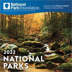 2022 National Park Foundation Wall Calendar