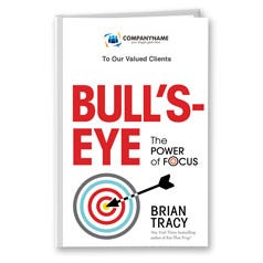 Bull's-Eye Customized Book