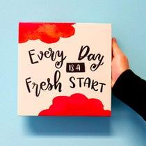 """Everyday 8"""" x 8"""" Canvas"""