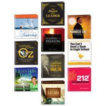 10 Leadership Books Bundle