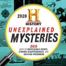 2020 History Channel Unexplained Mysteries Boxed Calendar