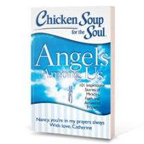 Chicken Soup for the Soul: Angels Among Us Personalized Book