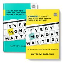 Every Monday Matters Book and Journal Set