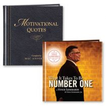 Motivational Two Book Gift Set