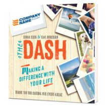The Dash Customized Paperback Book