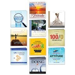 10 Attitude Books Bundle