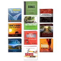 10 Goal Setting Books Bundle
