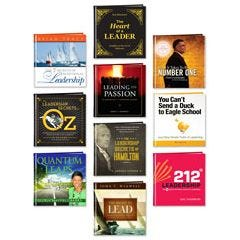 10 Leadership Books Bundle