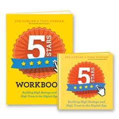 5 Stars Book + Workbook Bundle