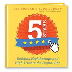 5 Stars: Building High Ratings and High Trust in the Digital Age