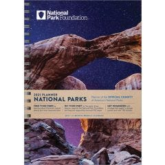 2021 National Park Foundation Planner