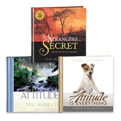 Attitude is Everything Three Book Gift Set