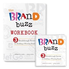 Brand Buzz Book + Workbook Bundle