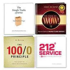 Customer Service Four Book Gift Set