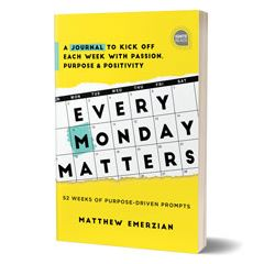Every Monday Matters Journal