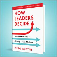 How Leaders Decide