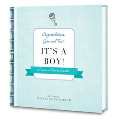 It's a Boy! Personalized Book