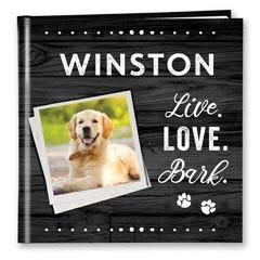 Live. Love. Bark.