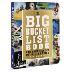 The Big Bucket List Book
