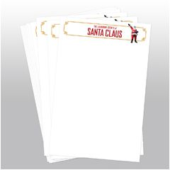 The Leadership Secrets of Santa Notepads