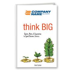 Think Big Customized Book