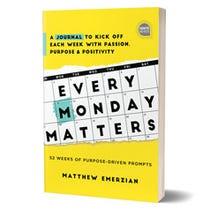 Every Monday Matters Journal