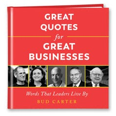 Great Quotes for Great Businesses