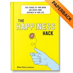 The Happiness Hack Paperback