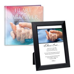 Heart of a Caregiver Gift Set