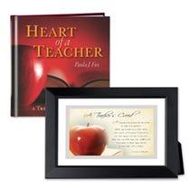 Heart of a Teacher Gift Set
