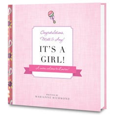 It's a Girl! Personalized Book