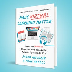 Make Virtual Learning Matter