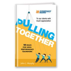 Pulling Together Customized Book