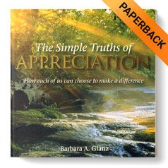 The Simple Truths of Appreciation