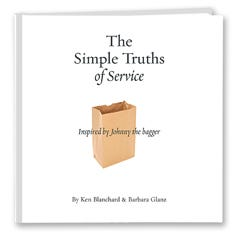 The Simple Truths of Service (Book Only)