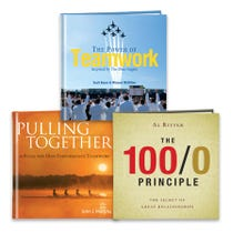 Teamwork Three Book Gift Set