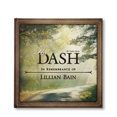 The Dash Personalized Book