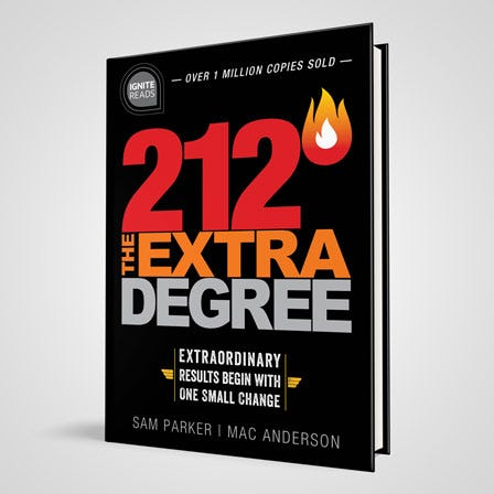 212 The Extra Degree book
